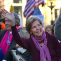03 womens march boston Elizabeth Warren RESTRICTED