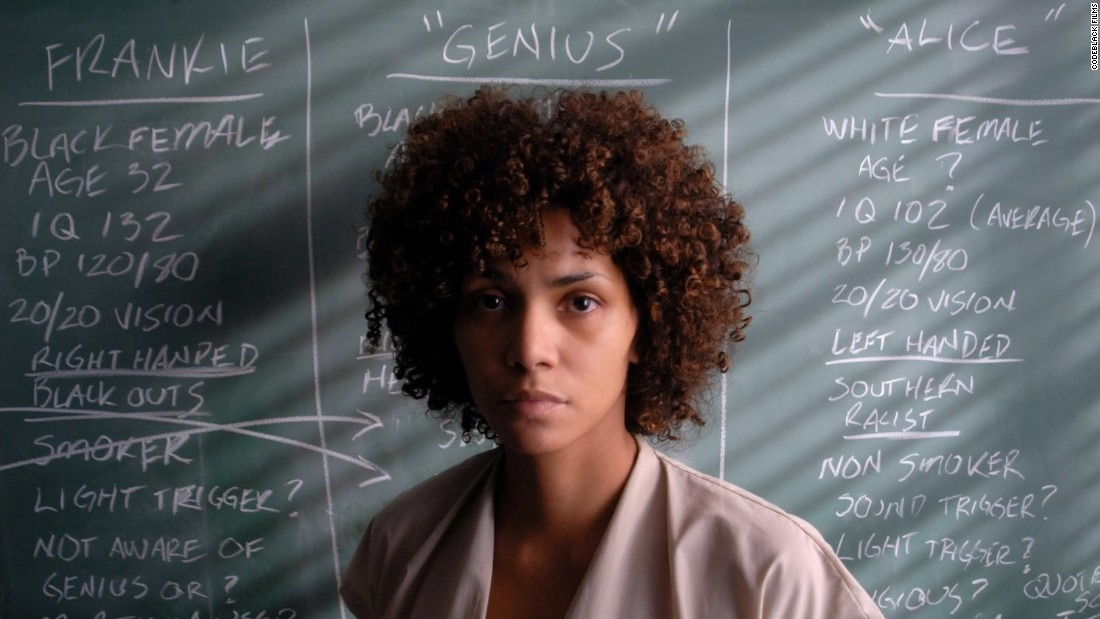 "Halle Berry plays a dancer whose other personalities include a white Southern racist in ""Frankie & Alice."""