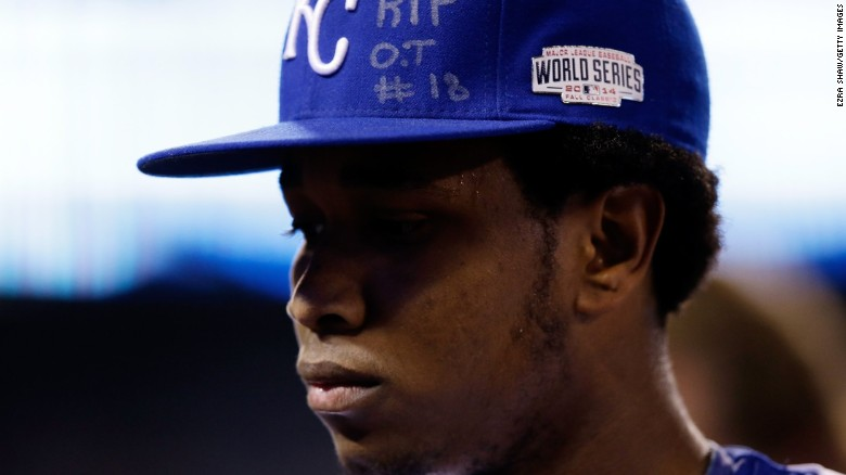 MLB pitcher Yordano Ventura killed in accident
