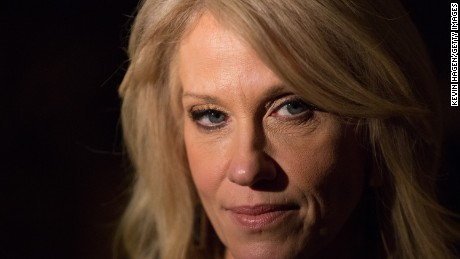 Ethics office urging WH to investigate Conway