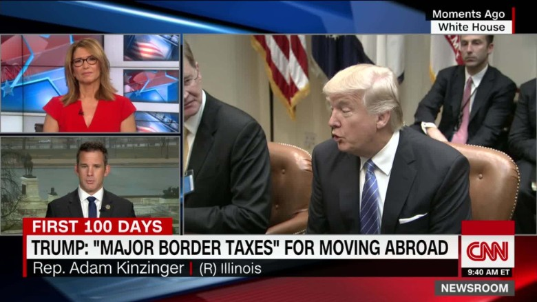 "Rep. Kinzinger says Trump's team is ""derailing"" the message_00005611"