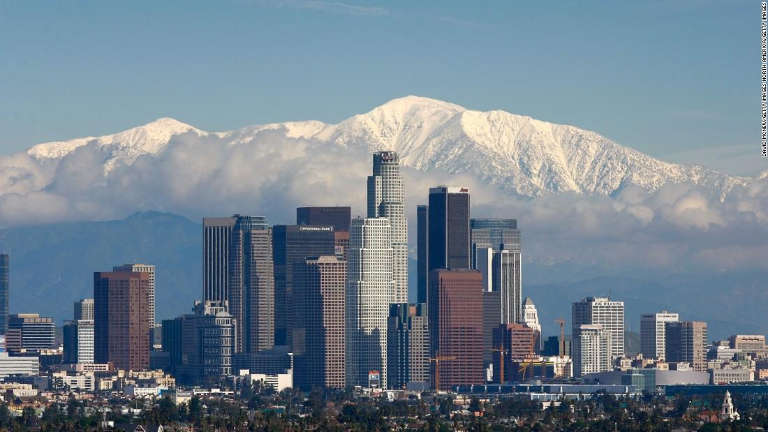 Downtown LA's revival - CNN