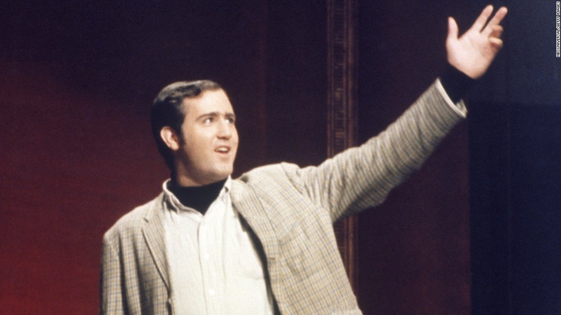 "From ""Saturday Night Live"" to ""Late Night with David Letterman"" to ""Taxi,"" Andy Kaufman proved he was a genius at playing the comically oddball character. In fact, Kaufman was so skilled at committing to a character that there are those who think he's just been playing dead since 1984."