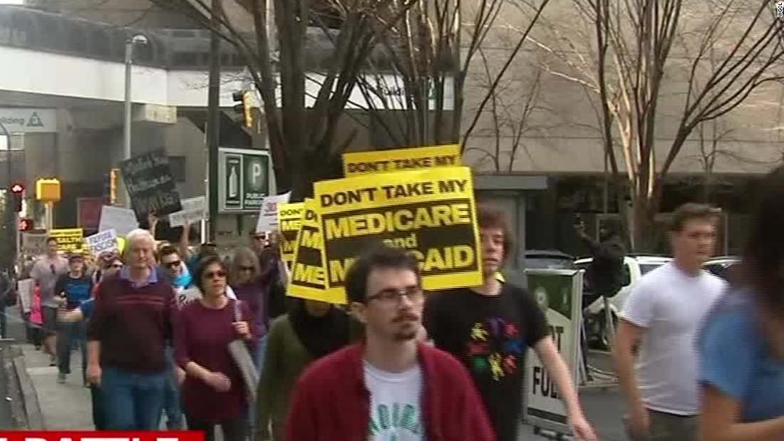 Nancy Pelosi: Republicans' health care plan will make America sick again