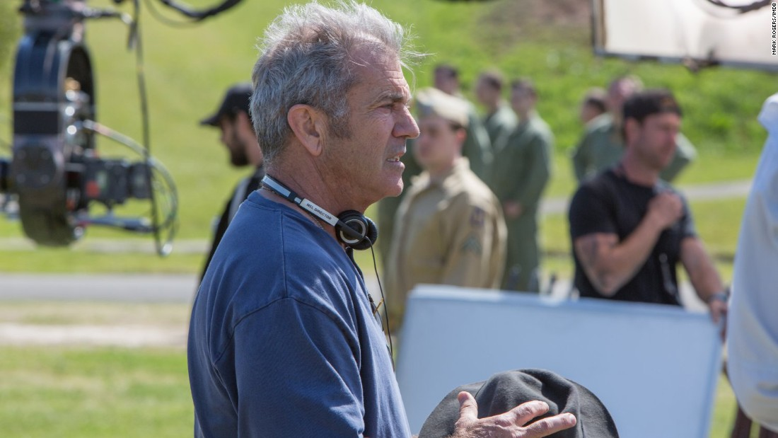 "<strong>Best director: </strong>Mel Gibson, pictured (""Hacksaw Ridge""); Denis Villeneuve (""Arrival""); Damien Chazelle (""La La Land""); Kenneth Lonergan (""Manchester by the Sea""); and Barry Jenkins (""Moonlight"")."