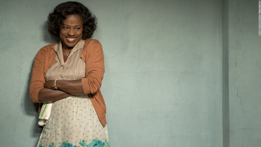 "<strong>Best supporting actress: </strong>Viola Davis, pictured (""Fences""); Naomie Harris (""Moonlight""); Nicole Kidman (""Lion""); Octavia Spencer (""Hidden Figures""); and Michelle Williams (""Manchester by the Sea"")."