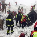 05 italy avalanche 0124 rescue operation