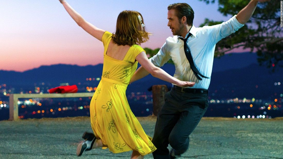 """La La Land"" <a href=""http://www.cnn.com/2017/01/24/entertainment/oscar-nominations-2017/index.html"" target=""_blank"">danced away with a record-tying 14 Oscar nominations,</a> including one for <strong>best picture</strong>. Also nominated in this category are ""Arrival,"" ""Fences,"" ""Hacksaw Ridge,"" ""Hell or High Water,"" ""Hidden Figures,"" ""Lion,"" ""Manchester by the Sea"" and ""Moonlight."""