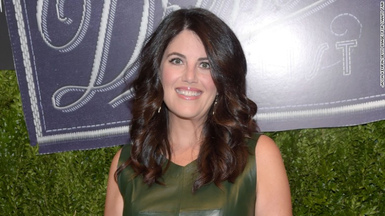 Town & Country uninvites Monica Lewinsky to event that Bill Clinton is attending
