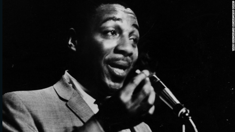 Comedian, activist Dick Gregory dies at 84