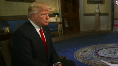 Trump ABC interview