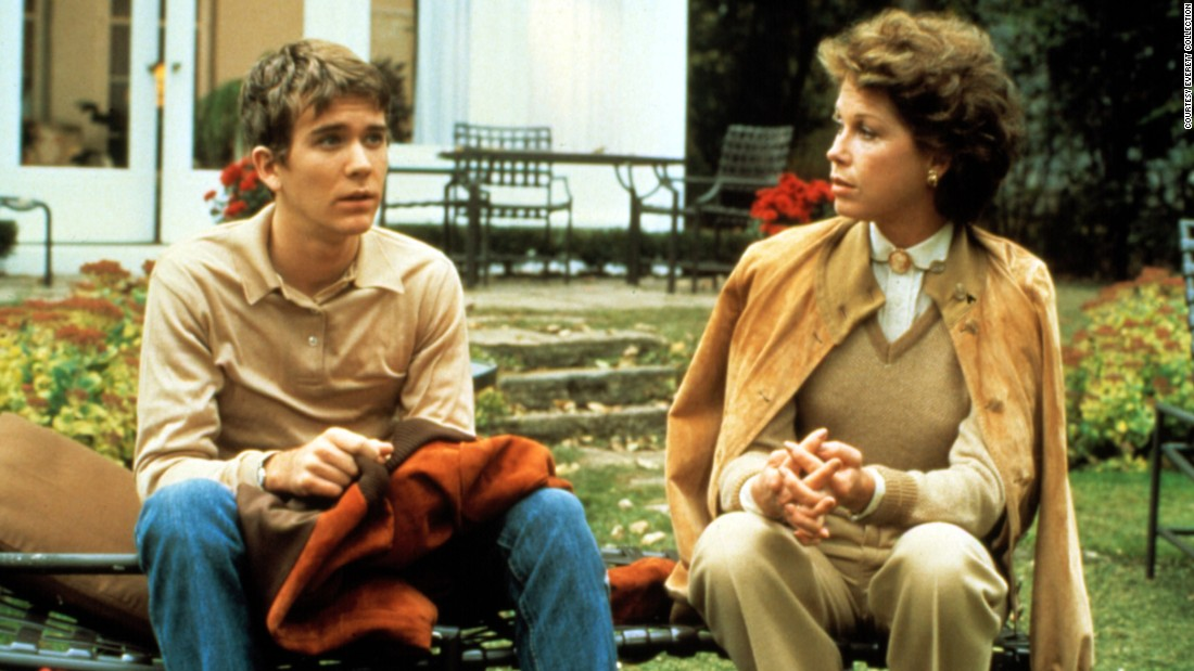 "Moore acts with Timothy Hutton in 1980's ""Ordinary People."" For her role in the film, she was nominated for a best actress Oscar."