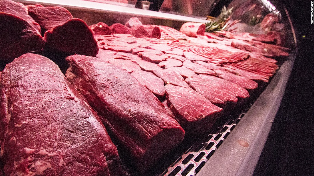 62,000 pounds of raw meat recalled, just days before Memorial Day - CNN