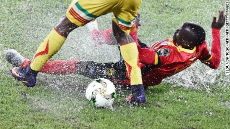 AFCON 2017: Egypt and Ghana qualify, as Mali's hopes are washed away