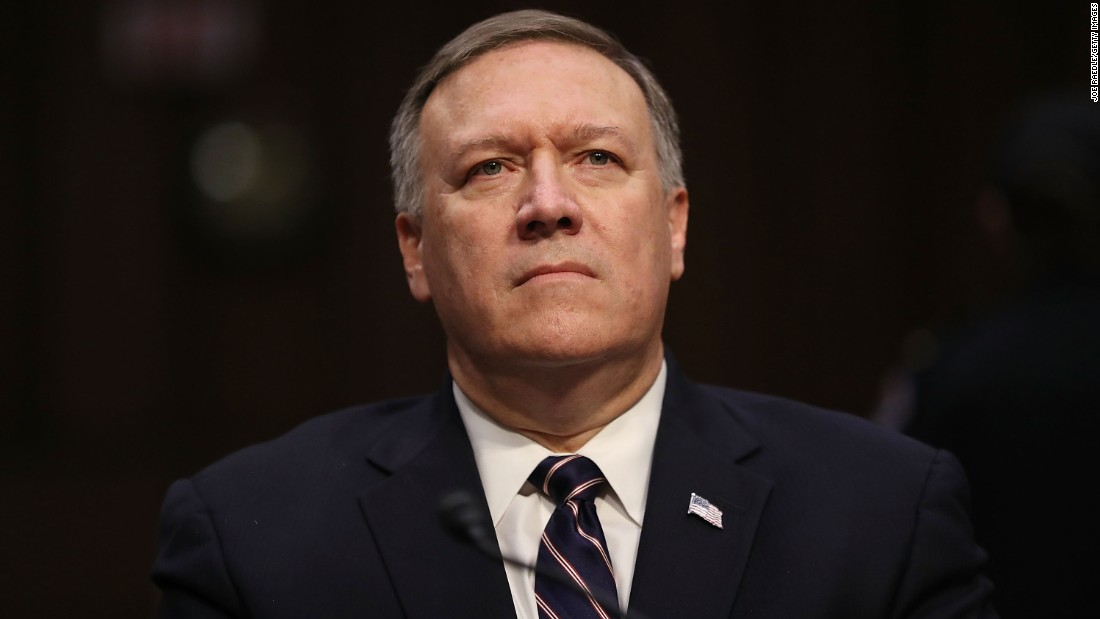 Mike Pompeo: CIA Corrects Director's Russian Election Meddling Claim