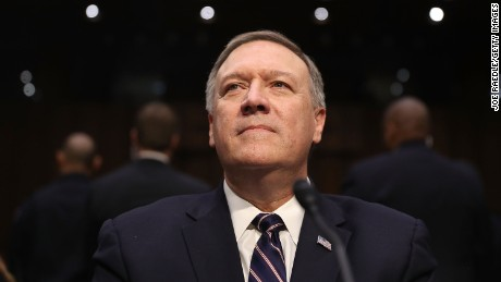 CIA chief signals desire for regime change in North Korea