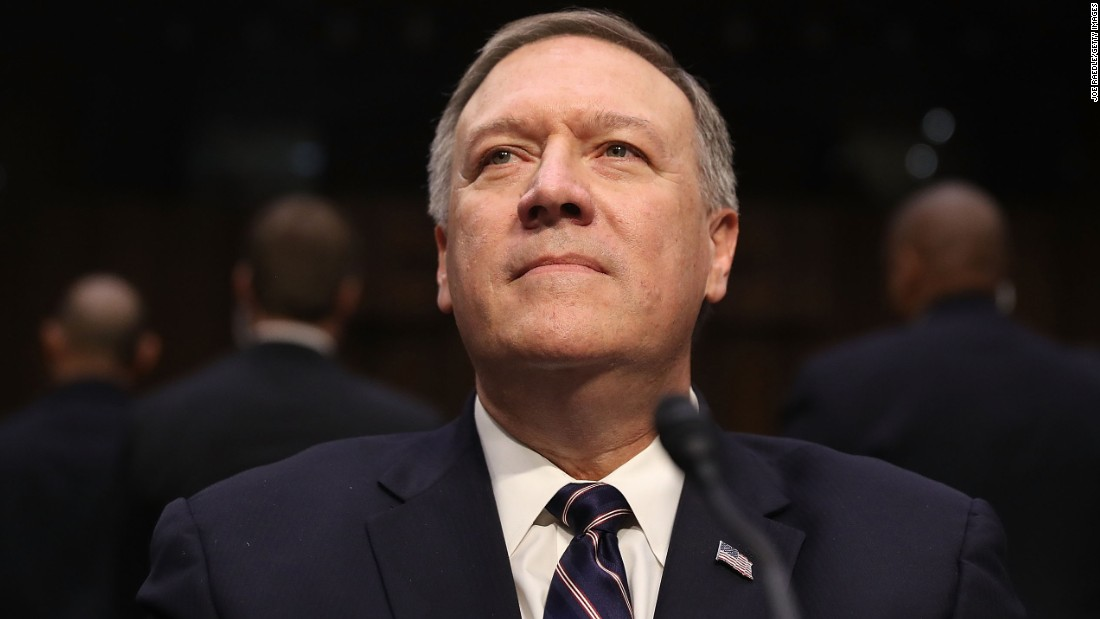 Top former intelligence leaders dismayed over Pompeo ...