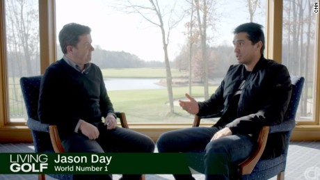 Jason Day on the World Golf Hall of Fame