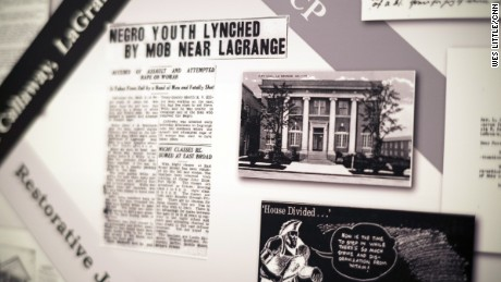 Town leadership apologizes for 1940 lynching