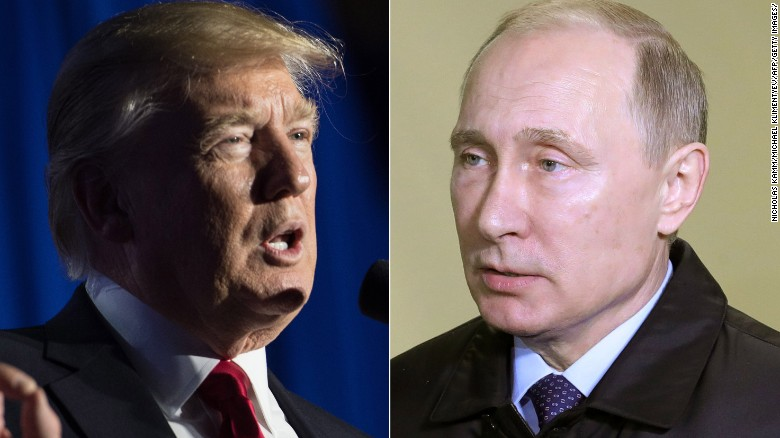 GOP & Dems slam Trump over 'respect' for Putin