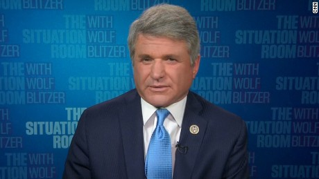 McCaul: Trump to freeze Syrian refugee program