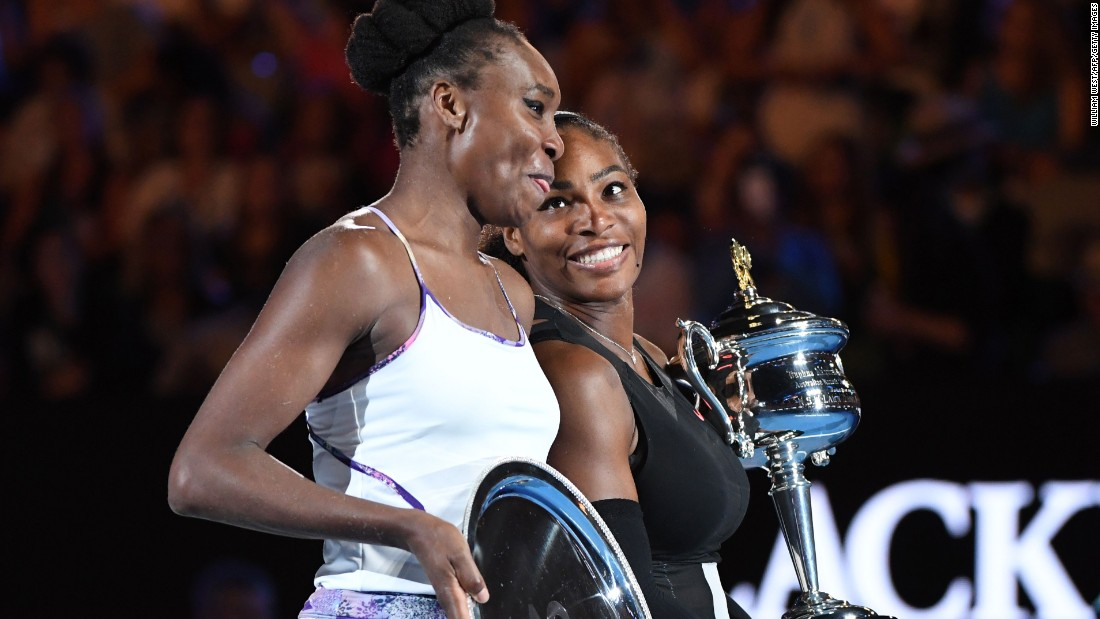 Last year Venus made the final but lost to Serena in straight sets.