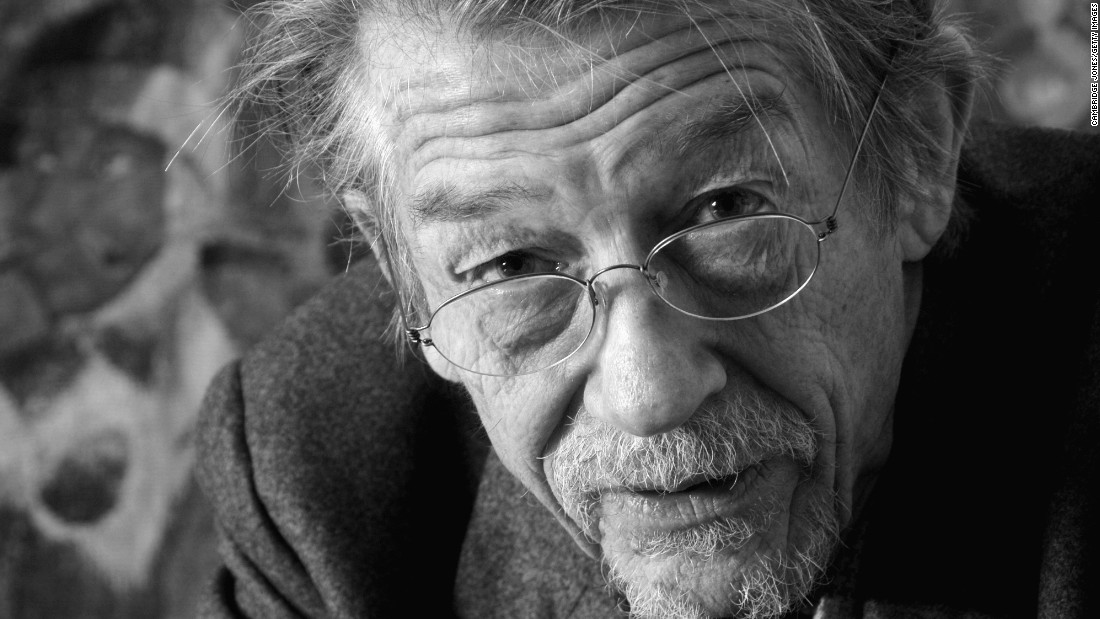 "<a href=""http://www.cnn.com/2017/01/27/entertainment/john-hurt-obit/"" target=""_blank"">John Hurt</a>, the British actor who garnered Oscar nominations for his roles in ""Midnight Express"" and ""The Elephant Man,"" died January 27, his publicist said. He was 77."