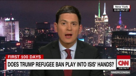 Trump refugee ban leads to 'perverse outcome'