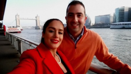 Iranian-American newlyweds impacted by U.S. travel ban_00012218