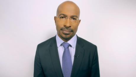 Van Jones: When I realized I was black