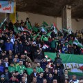 aleppo football al hurriya fans