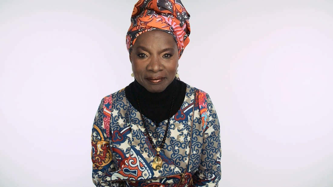 Angelique Kidjo: What Jimi Hendrix and Nelson Mandela taught me about racism
