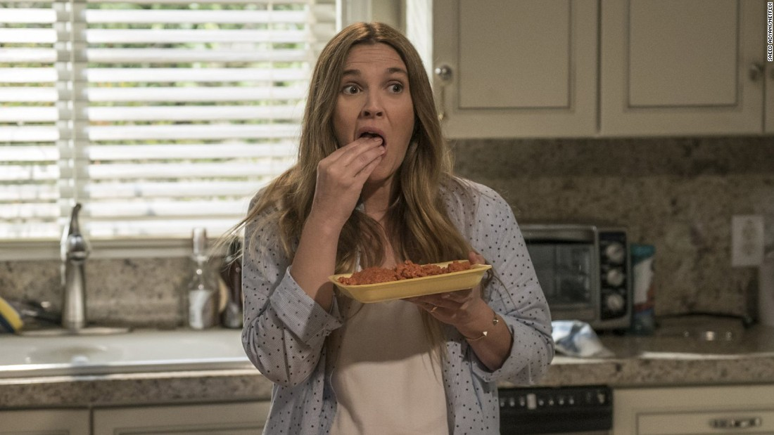 "Drew Barrymore, blood and guts. What's not to love? The actress stars in the new Netflix series ""Santa Clarita Diet,"" which has been shrouded in some mystery. What we do know is that it looks to be a zombie show that Barrymore sinks her teeth into. Here's some of what else is streaming in February."