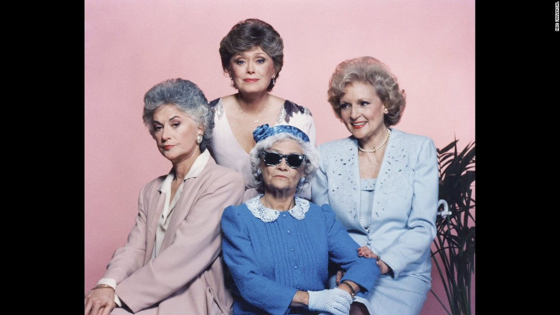 "<strong>""Golden Girls"" complete series</strong> : The antics of a group of senior housemates in Miami made for a hit in the late '80s/early '90s. ‎Estelle Getty, ‎Rue McClanahan , ‎Bea Arthur and ‎Betty White starred. <strong>(Hulu) </strong>"