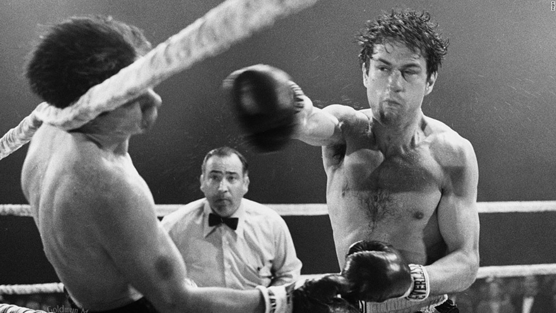 "<strong>""Raging Bull""</strong> : This Martin Scorsese directed film starring Robert De Niro as boxer Jake LaMotta is considered a classic. <strong>(HBO Now)</strong>"
