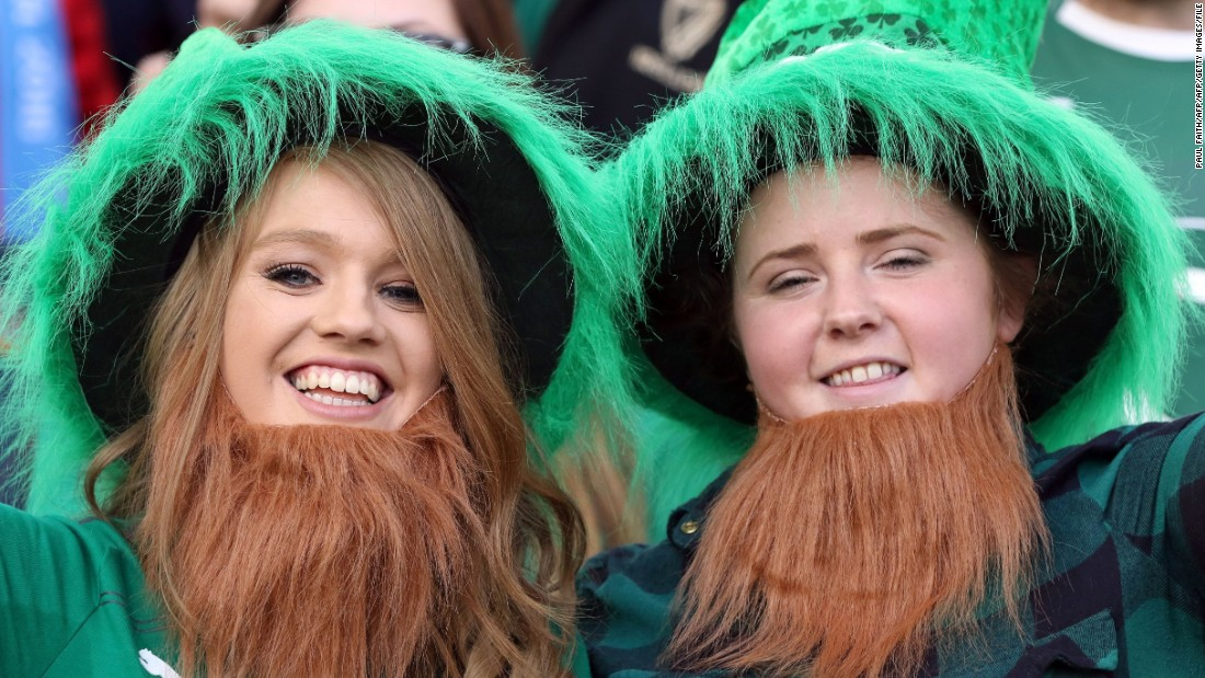 "Irish fans had plenty to smile about when their team <a href=""http://cnn.com/2016/11/05/sport/rugby-soldiers-field-ireland-all-blacks/"" target=""_blank"">ended New Zealand's record winning run in Chicago in November</a>, and also gave the All Blacks a rugged battle in the return defeat in Dublin. A subsequent win over Australia gave hope that Schmidt's side could again be a Six Nations contender."