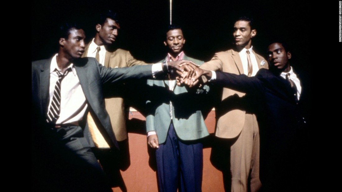 "<strong>""The Five Heartbeats""</strong> : Nights like this we wish the film about a male singing group starring Michael Wright, Leon, Robert Townsend, Harry J. Lennix and Tico Wells was streaming all day. It's a fan favorite. <strong>(Netflix) </strong>"