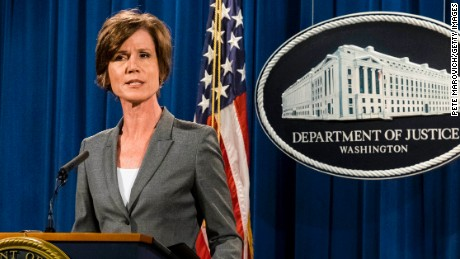 Sally Yates, James Clapper to testify
