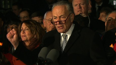 Schumer: Travel ban against American values