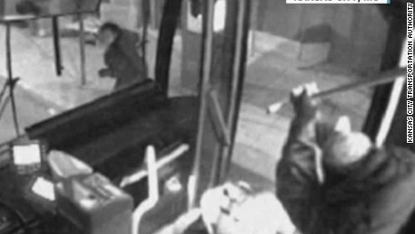Bus Good Samaritan Wields Cane_00001605