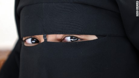 Far-right parties in several European nations have called for a ban on the full-face veil.