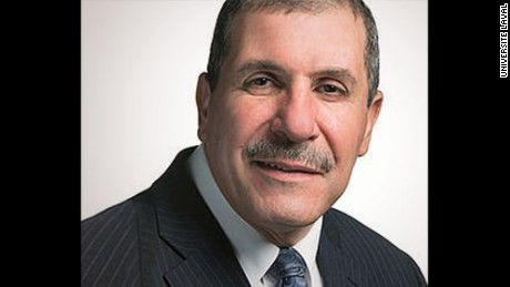 Khaled Belkacemi, 60, was a professor at Laval University in Quebec City.