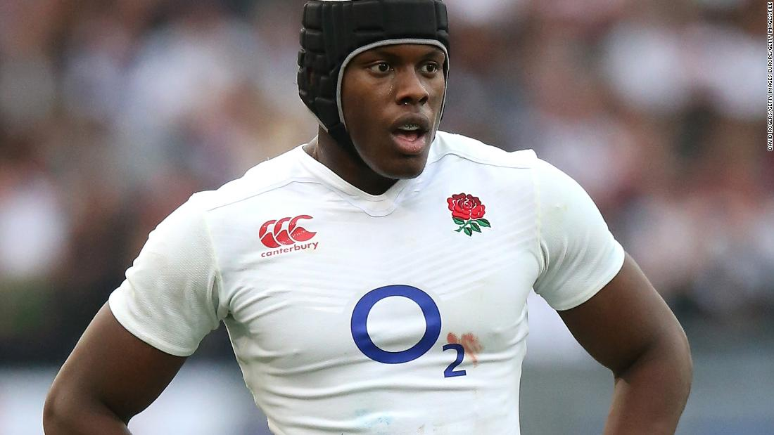 Rugby's rising star Maro Itoje will return to international duty as England seeks to defend its Six Nations title.