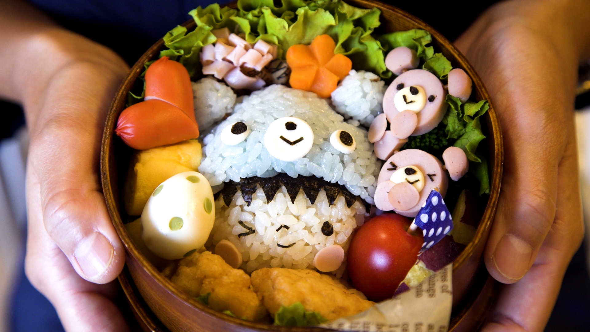 The Power Of Cute In Japanese Food Culture Cnn Travel
