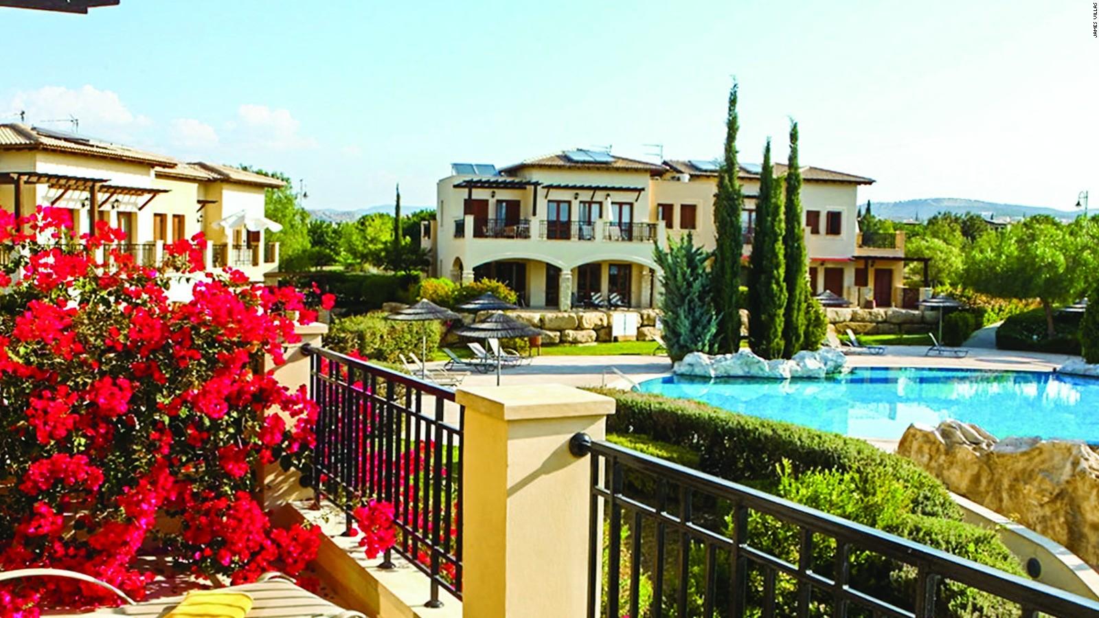 best luxury villas for winter sun cnn travel