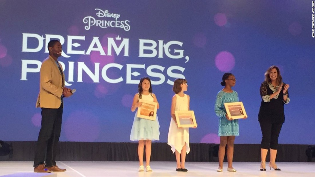 Jordan was a winner of the Dream Big, Princess award for her innovative work in the limb difference community.