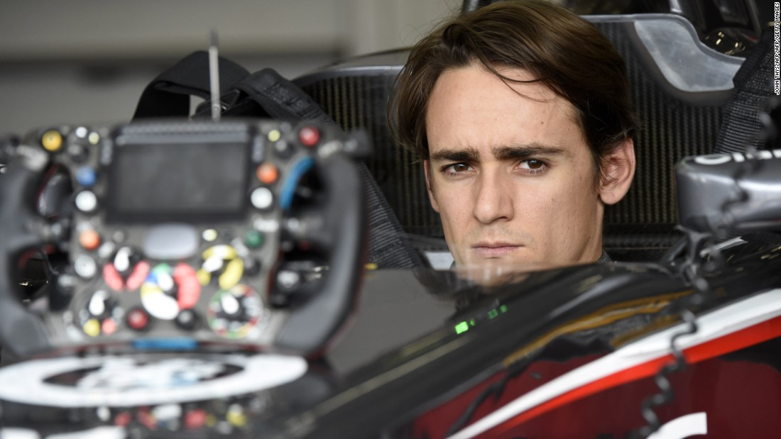 "Despite the promising result at Suzuka, the Mexican found it tough going during his time at Sauber. ""When I was there it was not great timing,"" Gutierrez tells CNN. ""They had financial difficulties in the first two years and so they started to lose a lot of good people."" The Mexican left the team at the end of 2014."