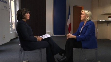 Marine Le Pen: There was no invasion of Crimea