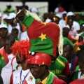 Burkina Faso fan afcon