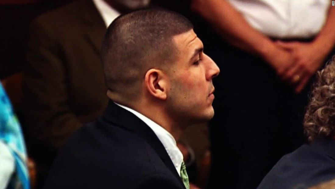 Aaron Hernandez suffered from worst CTE seen in someone his age